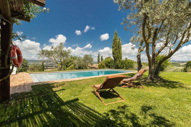 Villa Molinazzo 10, location de vacances à Tenaglie