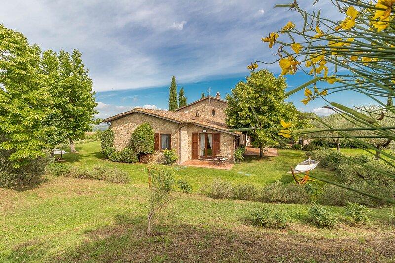 Villa Molinazzo 14, location de vacances à Tenaglie