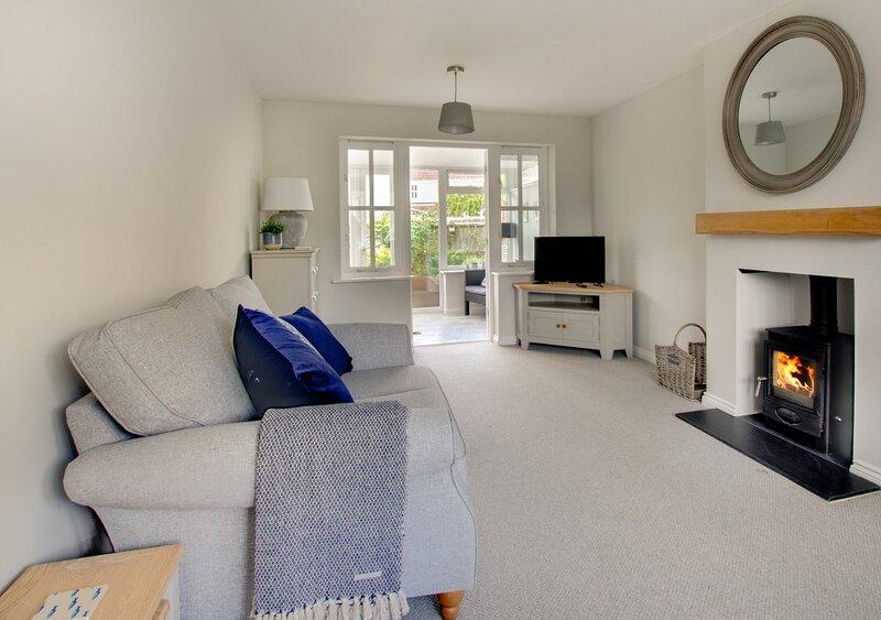 Wolsey Cottage, holiday rental in Brandeston