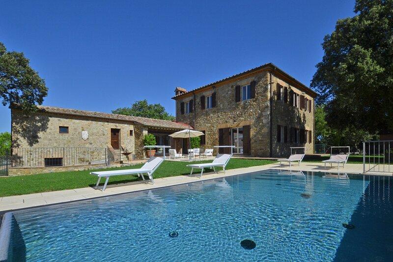 Villa Paradiso 16, casa vacanza a Monteguidi