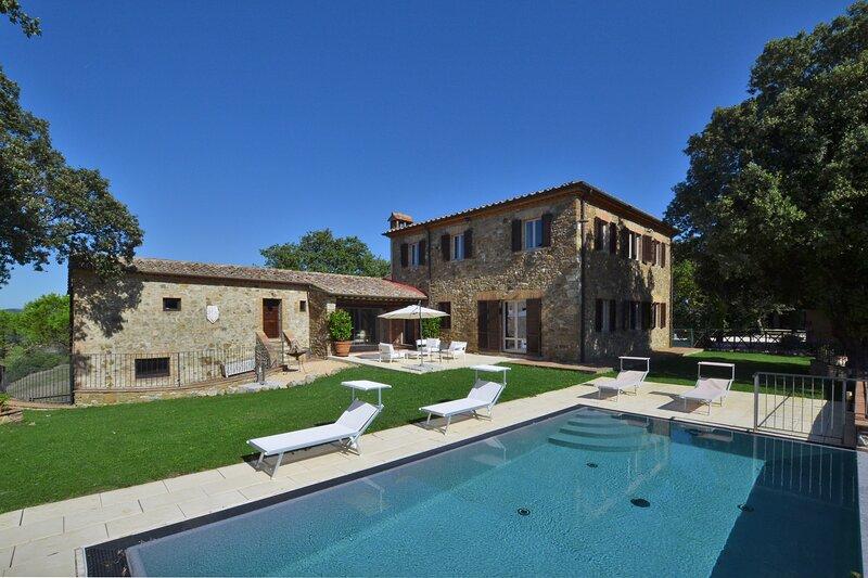Villa Paradiso 8, casa vacanza a Monteguidi