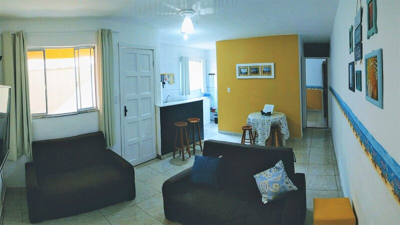 Casa de Veraneio Peruibe 04, holiday rental in Itariri