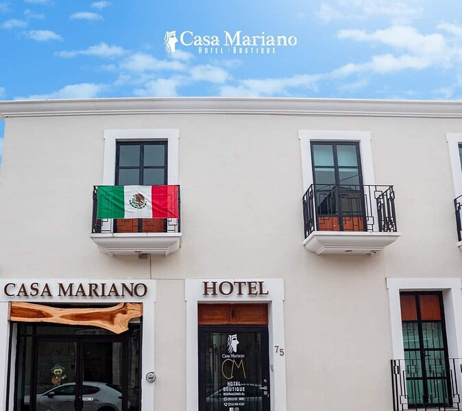 HOTEL BOUTIQUE CASA MARIANO, location de vacances à Tepic