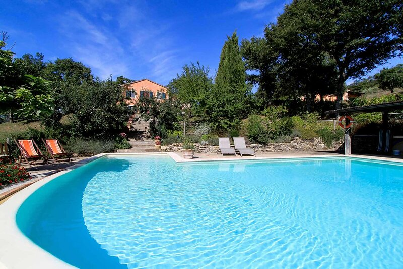 AMORE RENTALS - Casale della Toscana with private Swimming Pool, Garden, Parking, holiday rental in Fighine