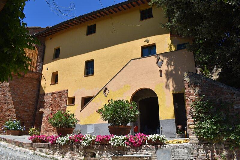 Casa Liliana, vacation rental in Terricciola