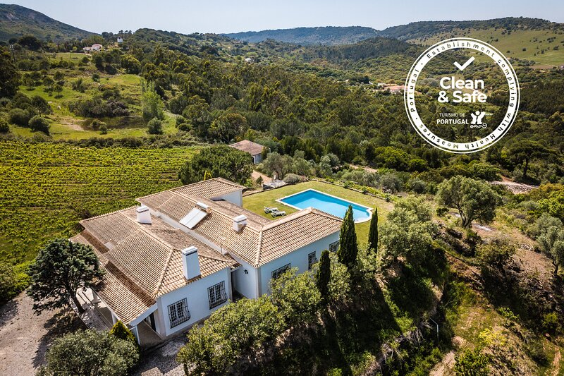 Quinta do Vento, vacation rental in Pegoes