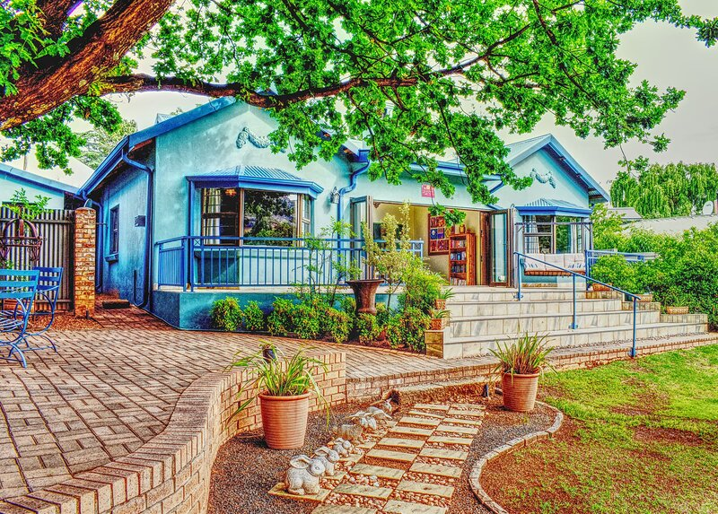 Golden View Luxury Self Catering: Oak on Church, vacation rental in Free State
