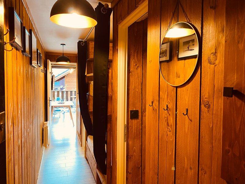 Appartement Deux Alpes, holiday rental in Saint-Christophe-en-Oisans