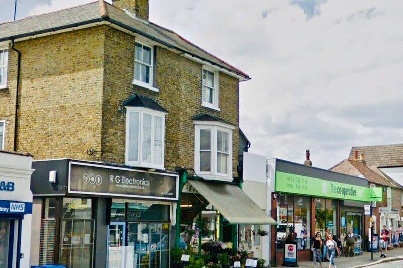 The Studio - Oxford Street Whitstable, location de vacances à Seasalter
