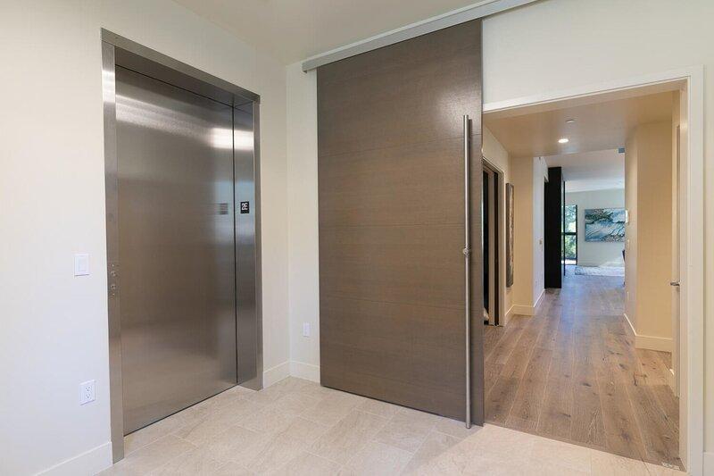Direct Elevator Access Into Unit