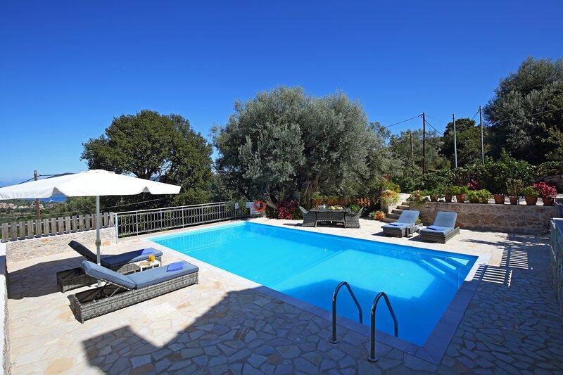 Aloni Villas - Villa Fotini, holiday rental in Spanochori