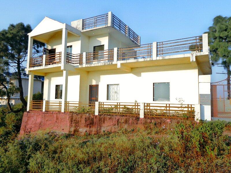 The Cloud Home, location de vacances à Sirmaur District