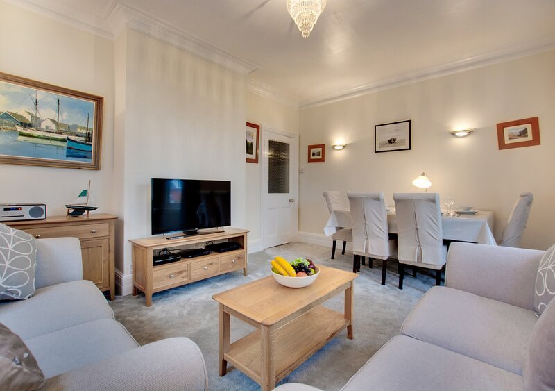 Flat 1 Trent House, holiday rental in Roughton
