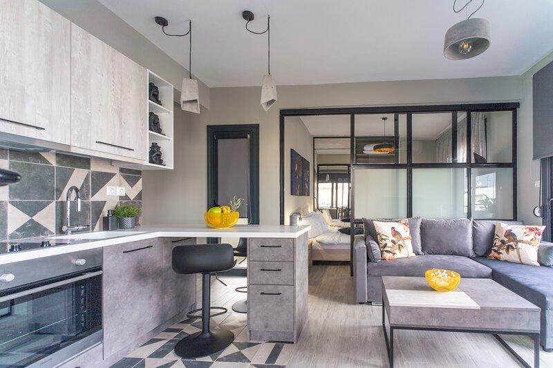 SALINA Premium Residences - Apartment, aluguéis de temporada em Volos