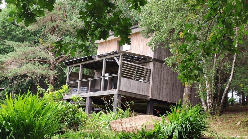 Lodge Jeanne, location de vacances à Aubazines