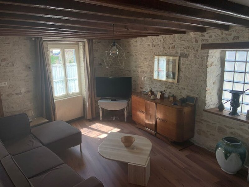 Nice house with garden, location de vacances à Baron