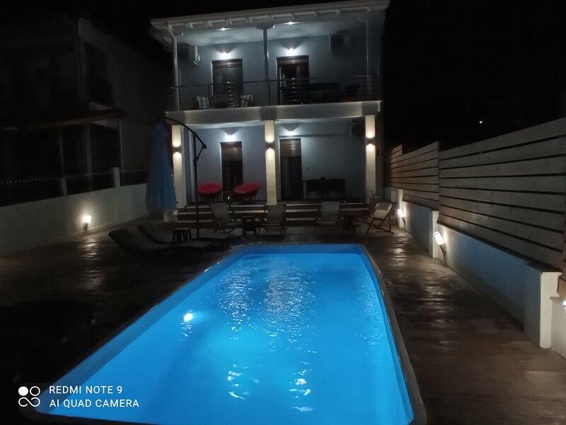 Villa Athina 1st floor, holiday rental in Nea Kallikratia