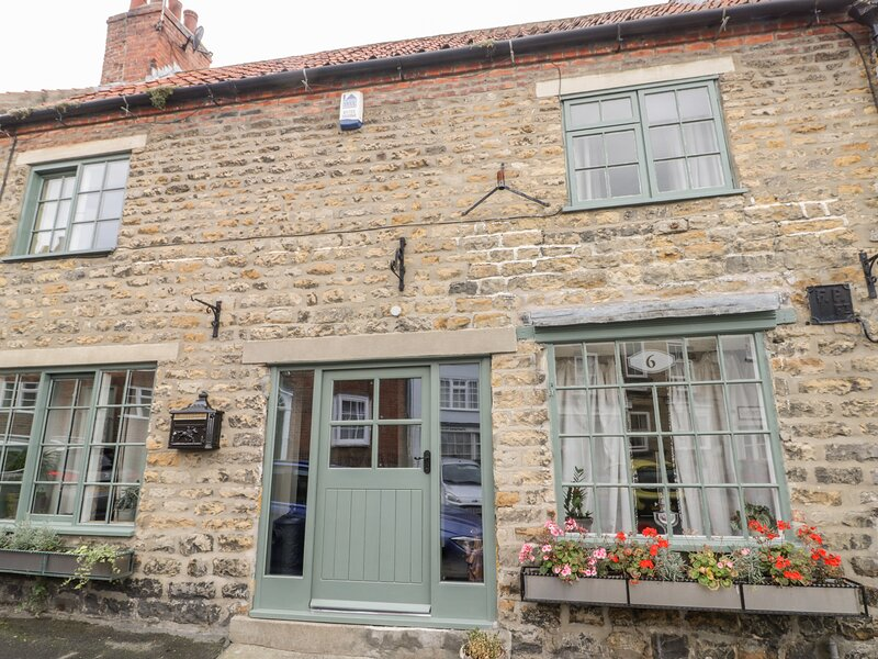 Main House, Kirkbymoorside, holiday rental in Harome
