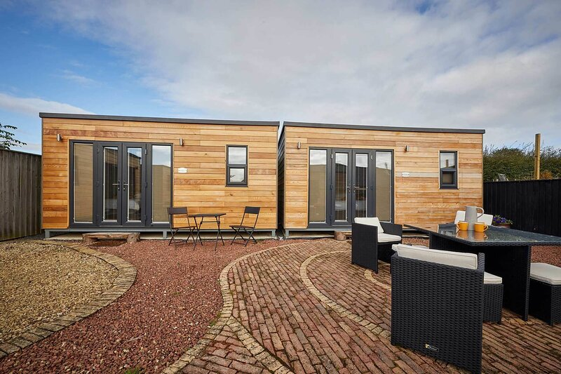 Premium Lodge No.2 At Goldenhill, holiday rental in Waren Mill