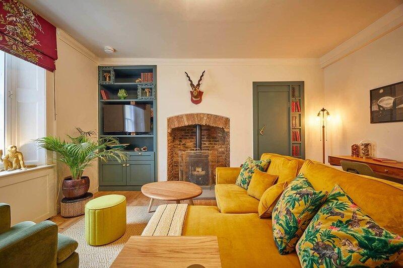 The Jungle Nook, vacation rental in Berwick-upon-Tweed