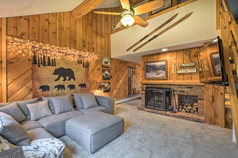 NEW! Dover Condo by Mt Snow, Perfect for Families!, location de vacances à Somerset