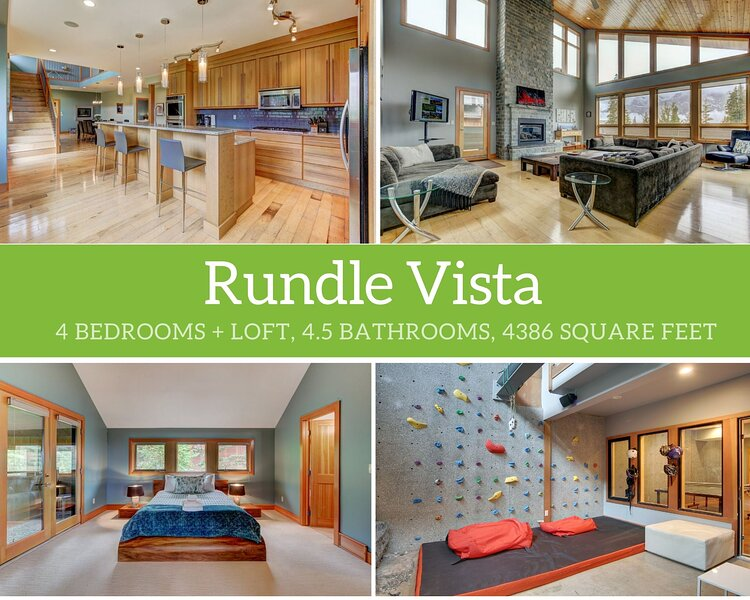 Rundle Vista, vacation rental in Seebe