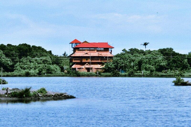 Dhyaan Retreat, holiday rental in Kumbalam