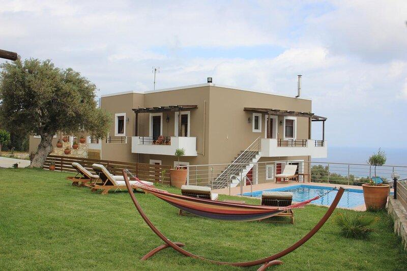 villa vigles maroulas, holiday rental in Prasies