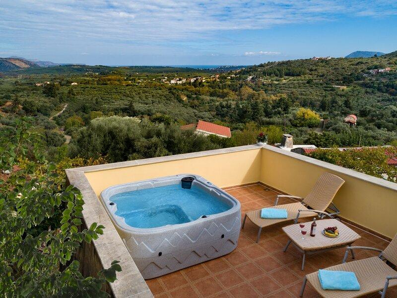 OLGA'S FILOXENIA-Villa Erontas, aluguéis de temporada em Melidoni