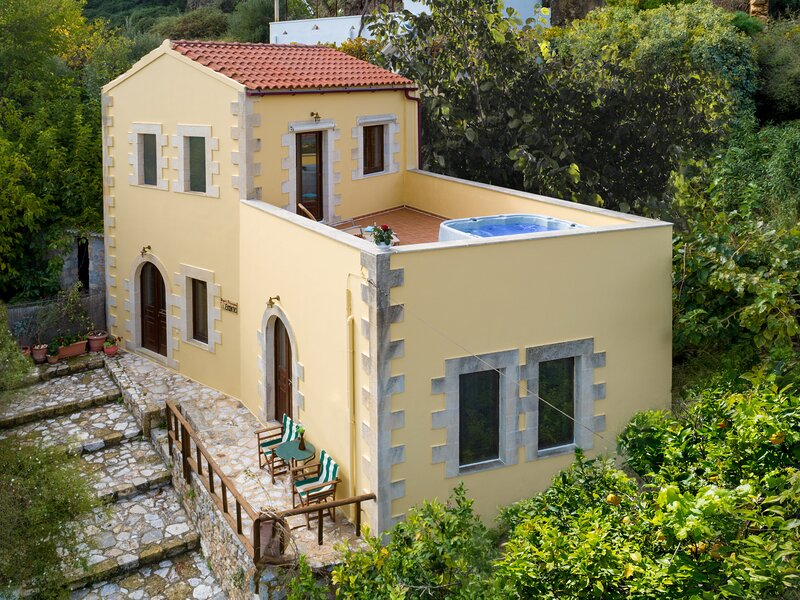 OLGA'S FILOXENIA VILLAS - Villa Erontas, location de vacances à Macheri