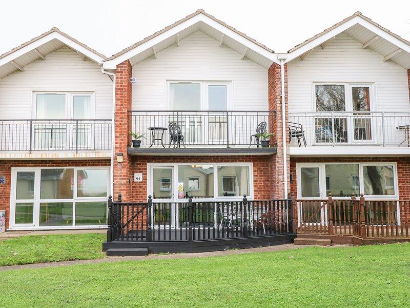 91 Waterside Park, Lowestoft, holiday rental in Corton