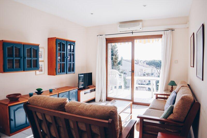 Apartament a Calella amb vistes al mar, vacation rental in Calella de Palafrugell