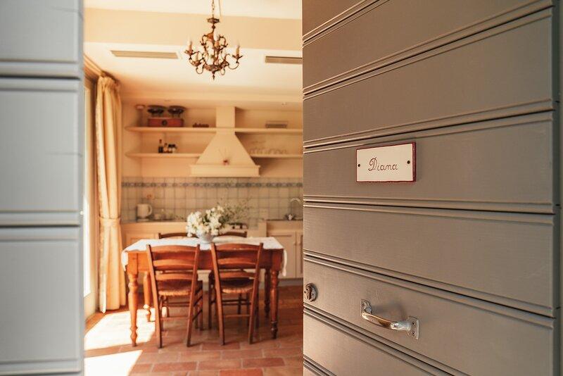 Apt Bilocale Diana - Il Pignocco Country House, location de vacances à Apecchio