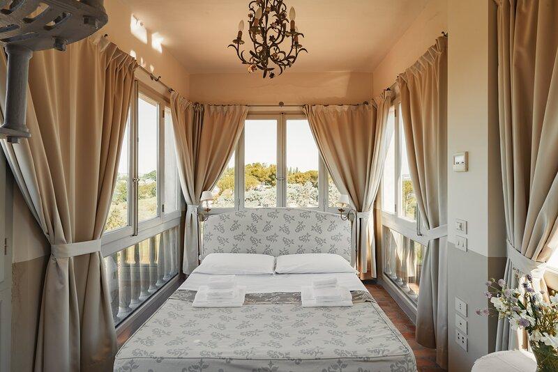 Suite Torre Feronia - Il Pignocco Country House, location de vacances à Apecchio