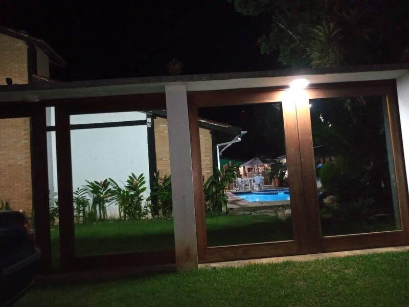 Casa Rustica, Modernizada na Praia de itamambuca Resumo do imóvel, holiday rental in Praia do Itamambuca