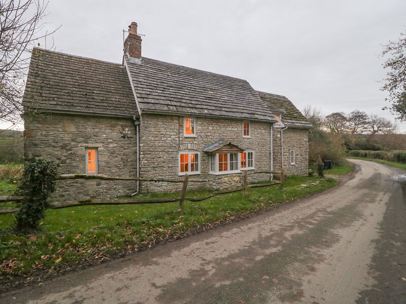 Puddle Mill Cottage, Corfe Castle, vakantiewoning in Furzebrook