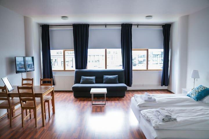 Studio 3 Adults 301, vacation rental in Hafnarfjordur