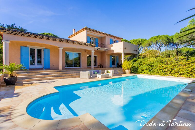 Admirable 5 bedroom house with pool and AC - Dodo et Tartine, holiday rental in Vidauban