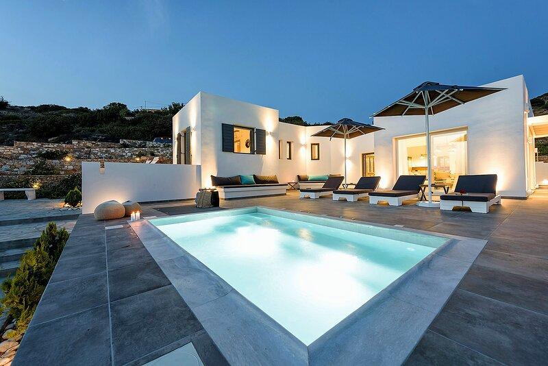 Villa Rosemary Paros, alquiler de vacaciones en Aliki