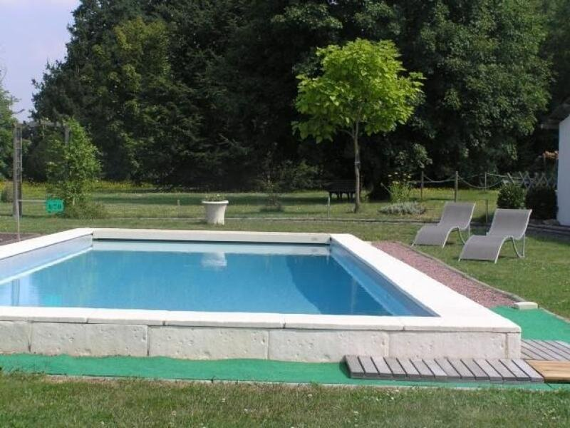 Aux grands hetres, holiday rental in Savigne-sous-le-Lude