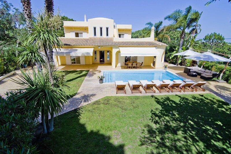 Villa Jasmim, alquiler de vacaciones en Almancil