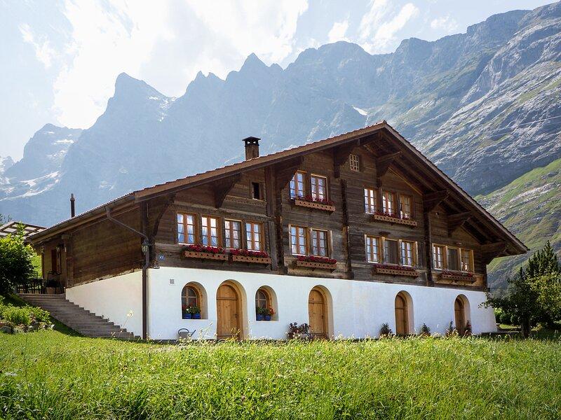 Reindli, holiday rental in Innertkirchen