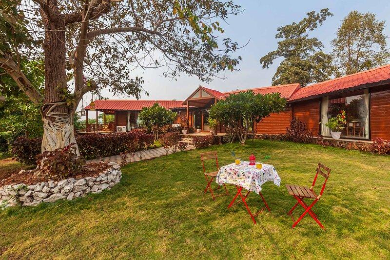 Anjee's Chalet by Vista Rooms, aluguéis de temporada em Raigad District