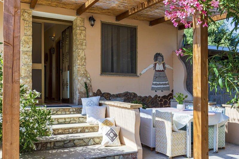 Sa Branda casa vacanza Capo Caccia, holiday rental in Argentiera