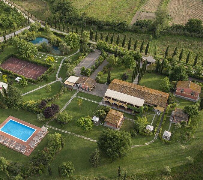 i Massini Appartamento 2 persone Empoli (vicino Firenze), casa vacanza a Empoli
