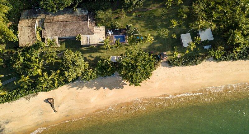 Paradise in Ilha Grande RJ - ANG020, casa vacanza a Angra Dos Reis