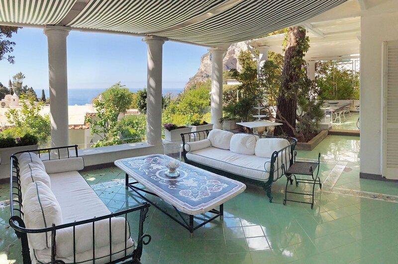 Villa Prestige '50, casa vacanza a Capri