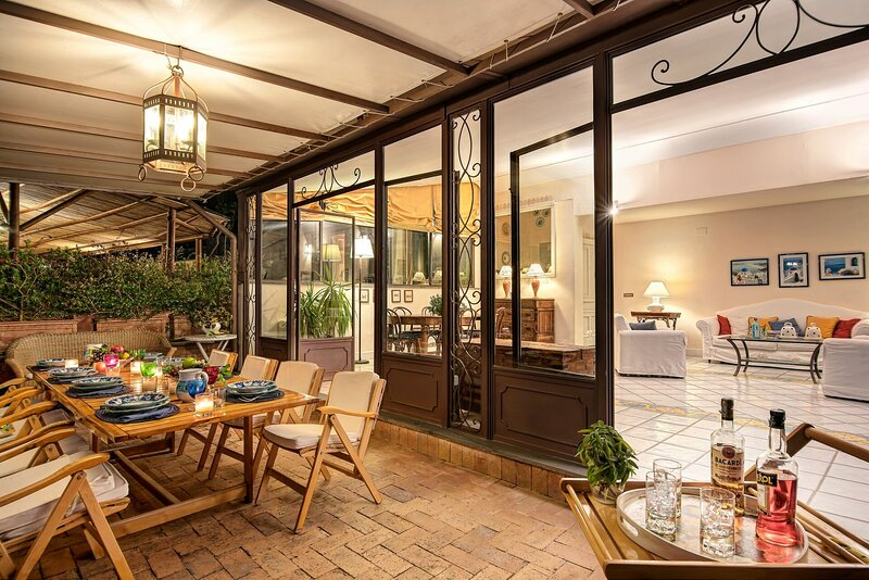 Country Lemonvilla, vacation rental in Termini