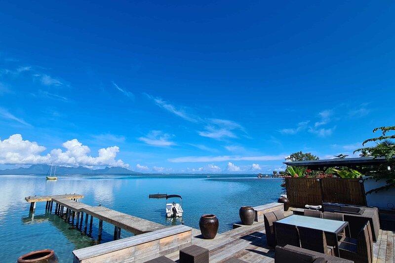 Villa Vahinetua, location de vacances à Tahiti