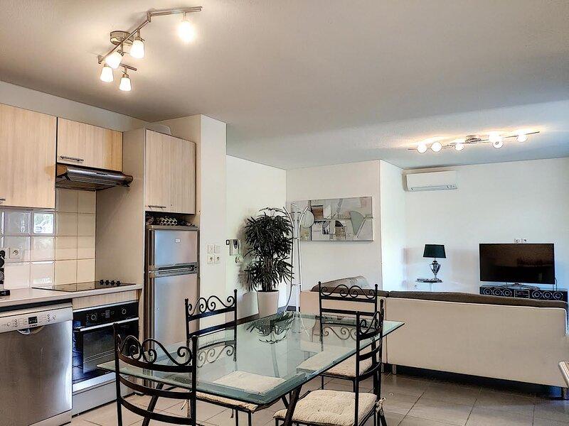 Loue appartement neuf de 75m², vacation rental in Vendargues